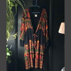Carol Little kimono style top